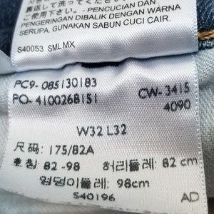 Levi's Jeans - LEVIS 513 JEANS | SIZE 32/32